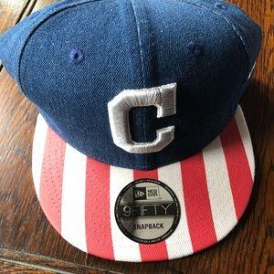 Cleveland Indians USA new era snap back